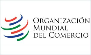Logo de la Organización Muncial del Comercio