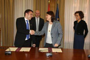 Acuerdo entre Andorra y España